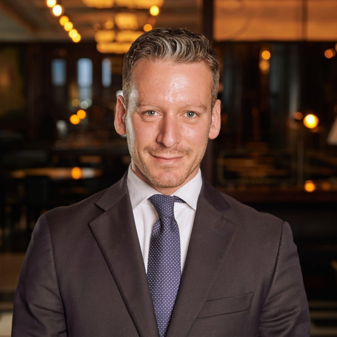 Alessandro Mannello is Bar Manager at The Delaunay